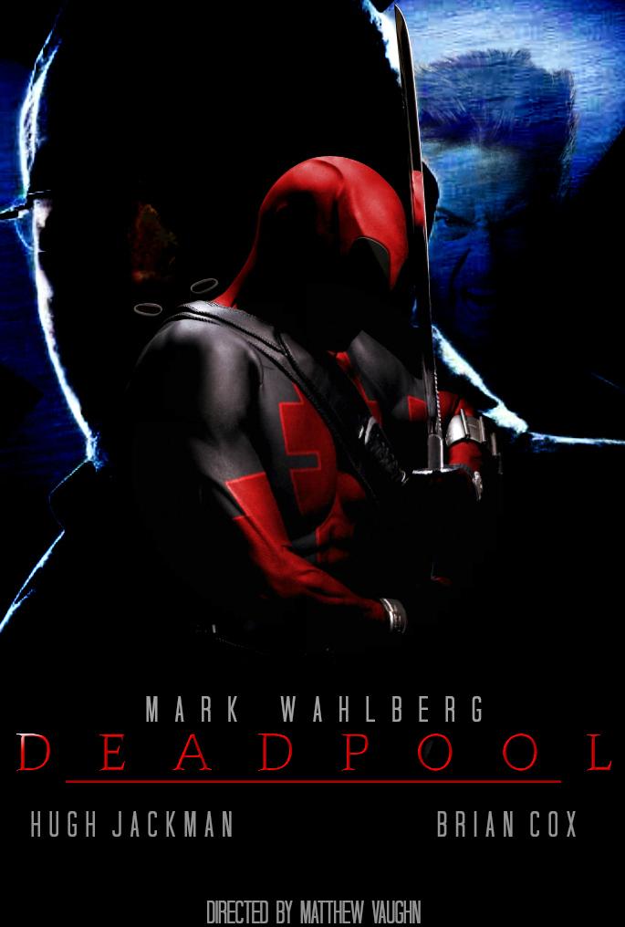 Deadpool Movie Poster 2014 Deadpool movie poster
