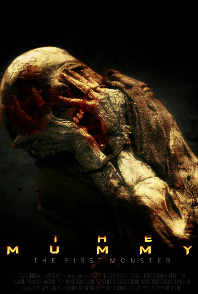 The Mummy: The First Monster Movie Poster {FM] by TheDarkRinnegan
