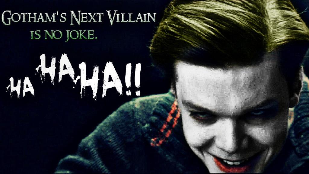 Gotham's Next Villain is no joke. by TheDarkRinnegan