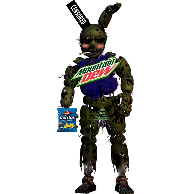 MountainDewTrap sponsored by Doritos Cool Ranch xX by TheDarkRinnegan