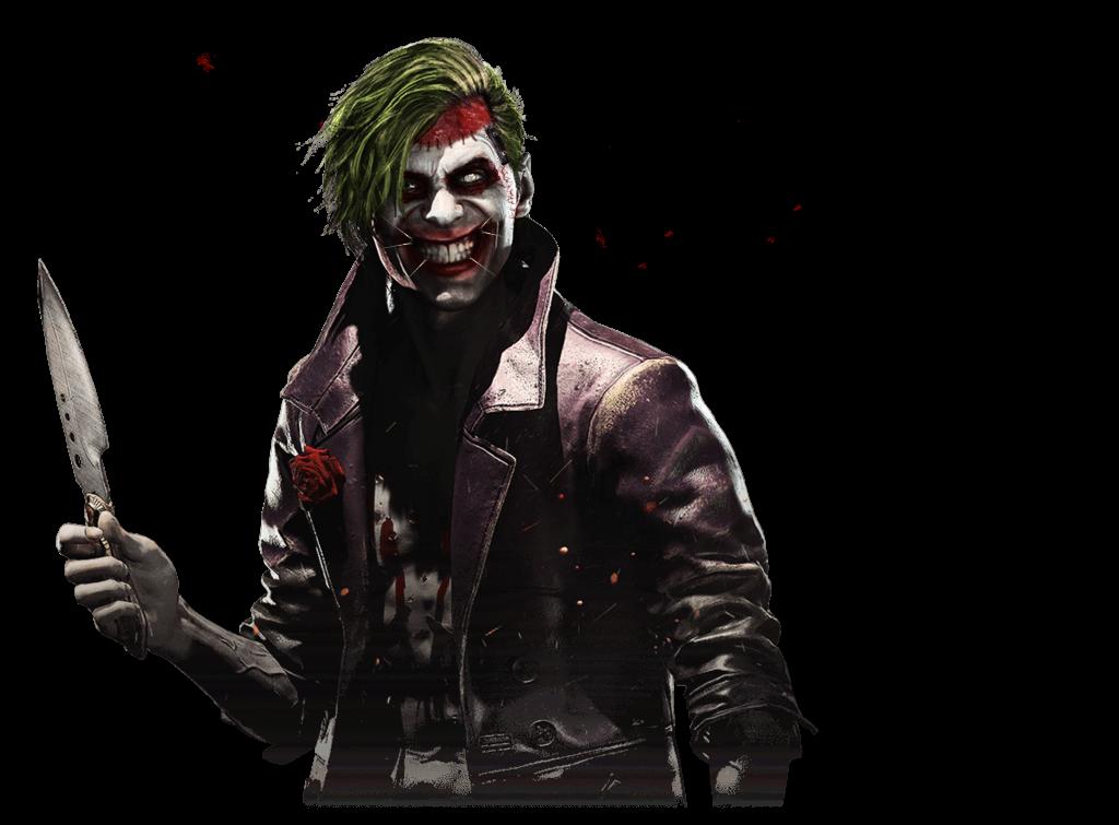 Injustice: Gods Among Us New 52 Joker Injustice