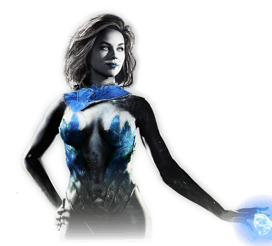 Injustice 2 - Killer Frost [fan-made] by TheDarkRinnegan