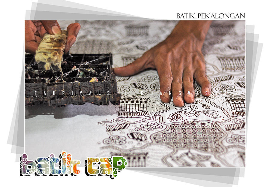 BATIK CAP FROM PEKALONGAN by RiFaSa