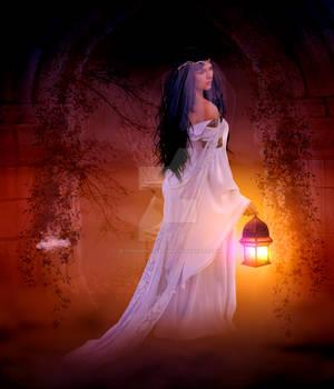 The White Maiden by BloomingRoseXeniia