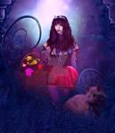 Little Miss Lost by BloomingRoseXeniia