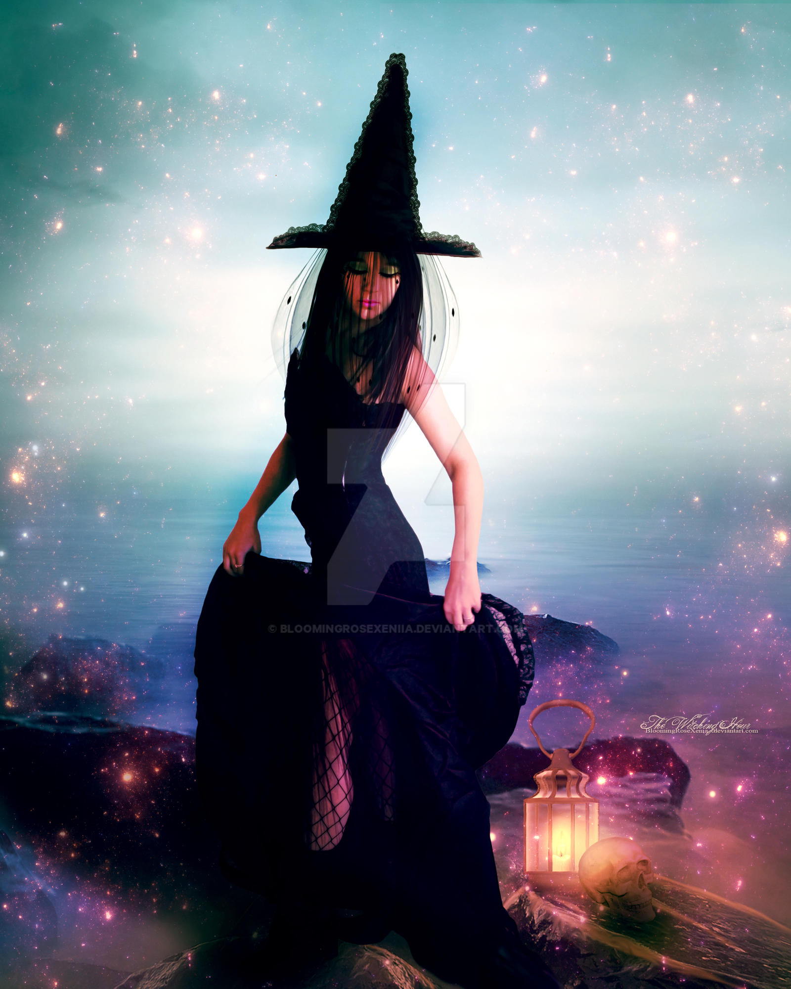 The Witching Hour by BloomingRoseXeniia