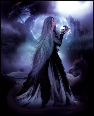 Mother Of Dragons by BloomingRoseXeniia