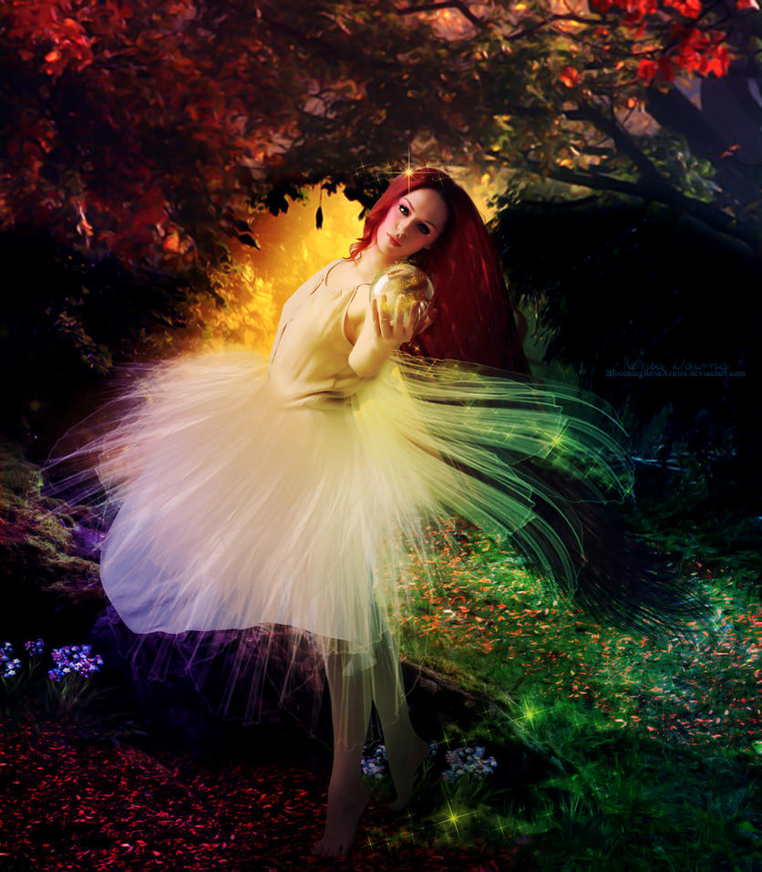 Magic Ball by BloomingRoseXeniia