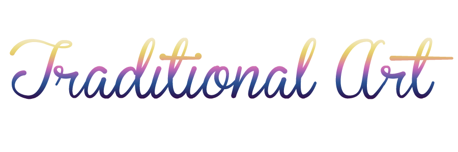 TraditionalArt by BloomingRoseXeniia