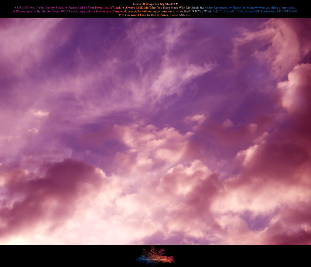 Cloud Stock 05 by BloomingRoseXeniia