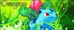 ivysaur by Lizardona