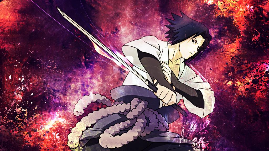 Sasuke by Lizardona