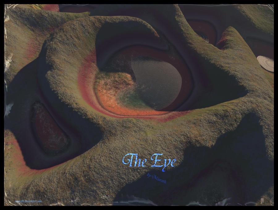 The Eye by Miarath