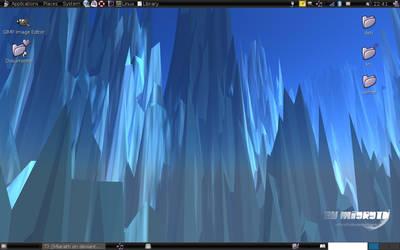 February 2010 Desktop by Miarath
