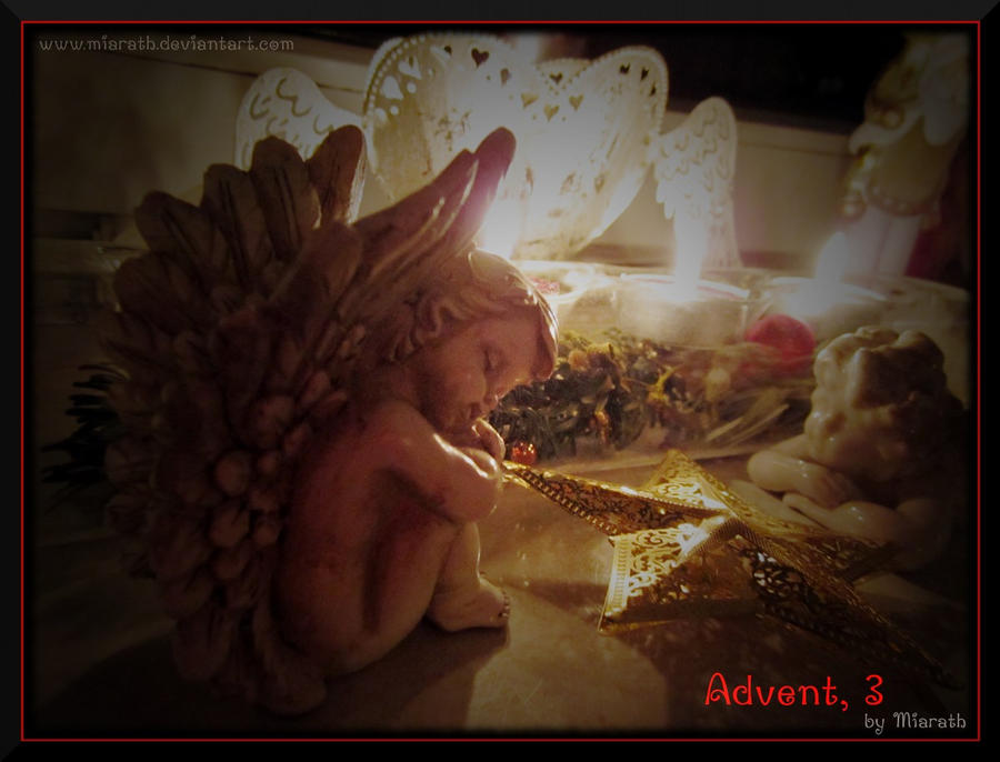 Advent, 3 by Miarath