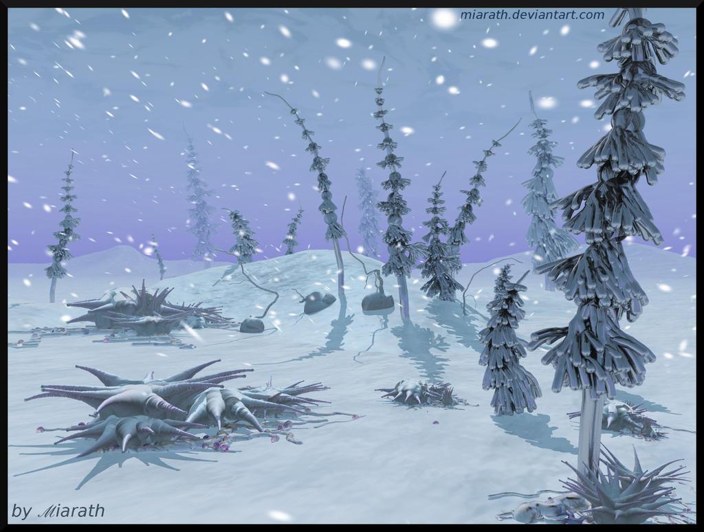 Snow Day ... by Miarath