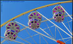 Riesenrad - Ferris Wheel by Miarath