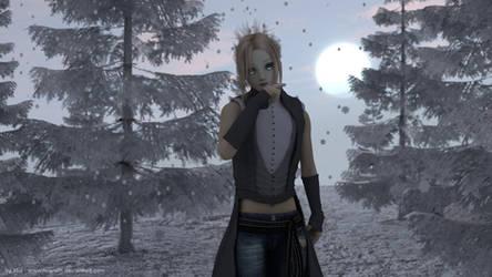 Winter musings by Miarath