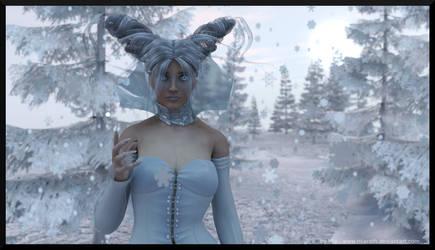 Winterwitch by Miarath