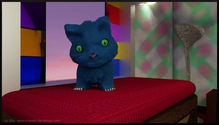 Grumpy Cat by Miarath