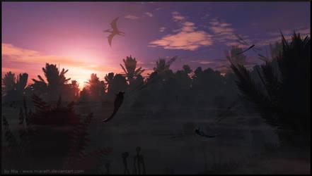 Dawn of Time by Miarath