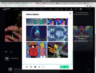 Ecplipse update probably bug found by Miarath