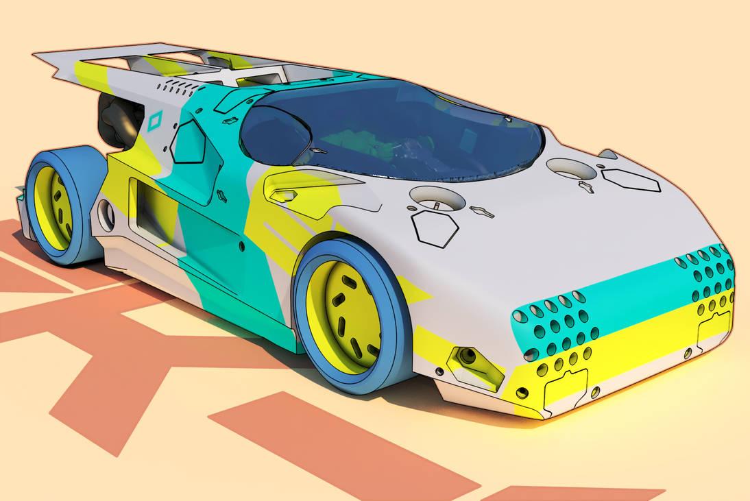 ElectroKut - 1 by vyle-art