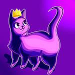 cat doodle