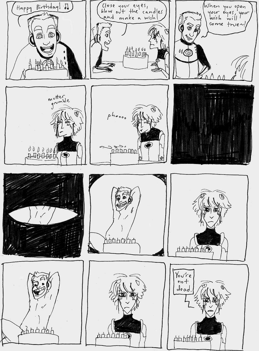 Contest glados and wheatley by pepperfox23 on deviantart - Portal entree ownership ...