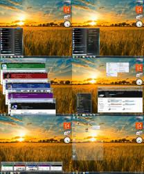 Verdesh SteelFlash for Windows 7 by alkhan
