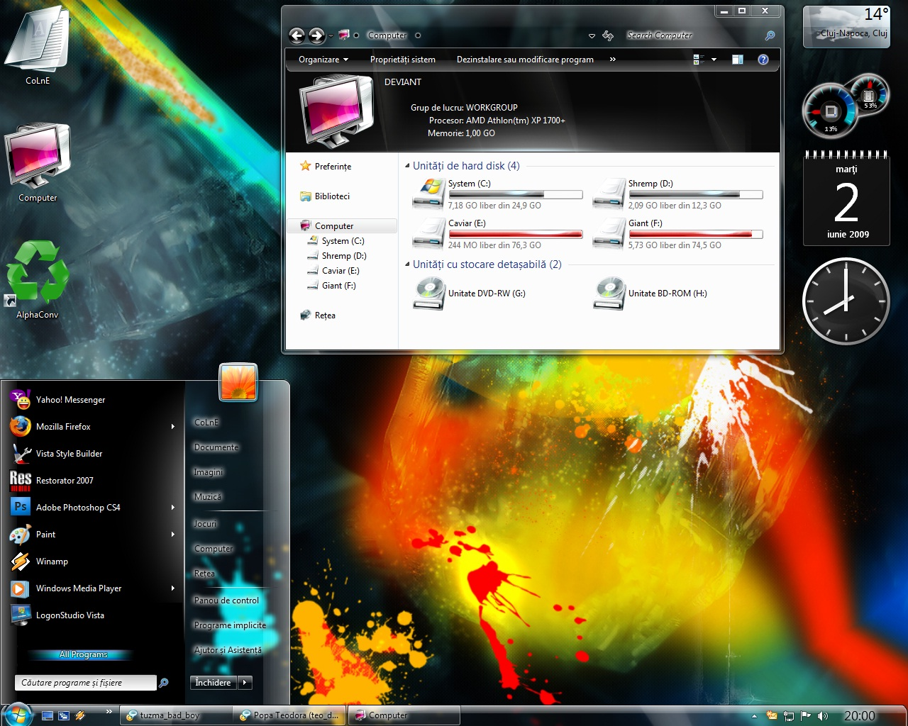 SiCo for Windows 7