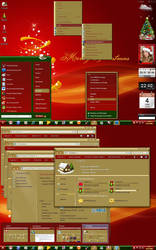 Christmas Holidays for Windows 7