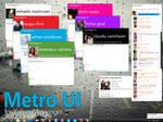 Metro UI for Yahoo Messenger