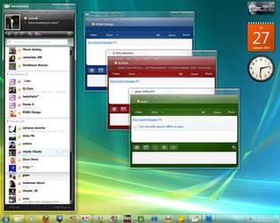 Ym Vista for Yahoo Messenger by alkhan