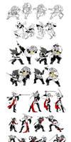 TCC: sparring