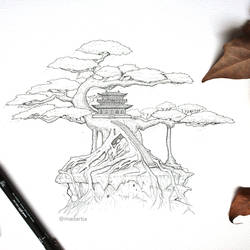 Bonsai series 2 by madartia