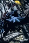 BATMAN 700 - colors