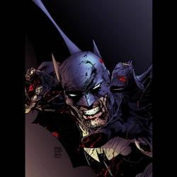 AS Batman 05 - colors by gabcontreras