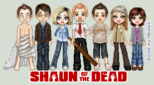 Shaun of the Dead by mrsbladez