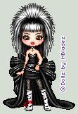 80's Rocker Doll 5 by mrsbladez