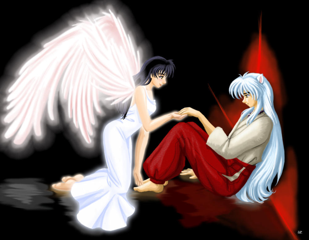 Angel and Demon by liz-usa on DeviantArt