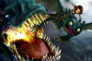 HTTYD: Daunting Chase