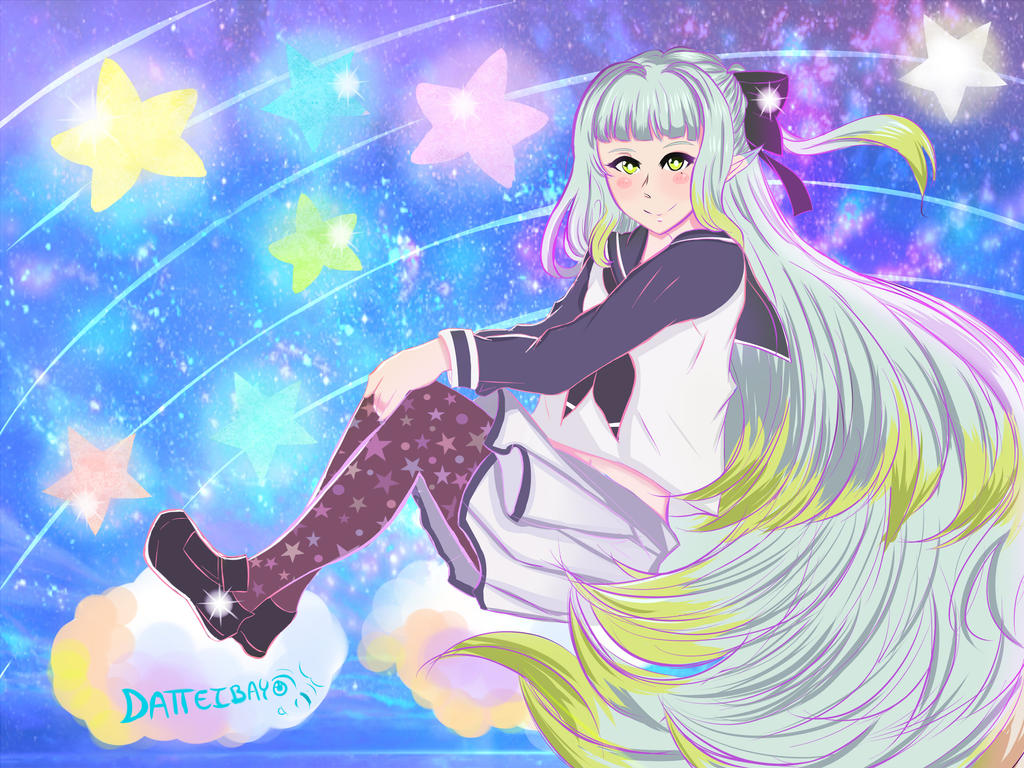 Muzet's Galaxet~ by Datteibayo