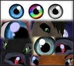 FeralHeart Eye Textures