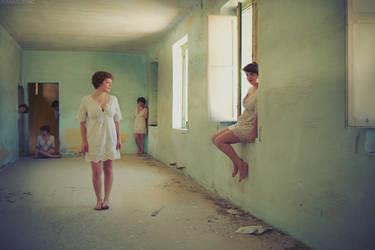 Egocentrismo. by JoanaSorino
