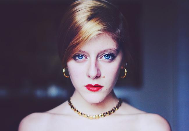 The Golden Lady. by JoanaSorino