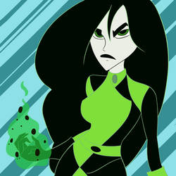 Shego by aplaceforthebirds