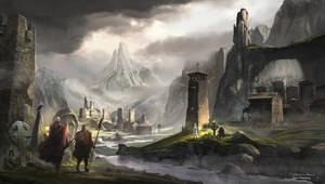 Viking underworld