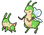 Daily Fakemon Day 6 - Veropper by mjco