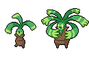 Daily Fakemon Day 13 - Ferntress by mjco
